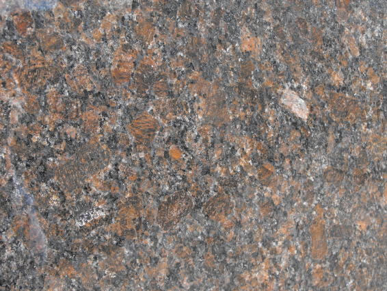 Profile cabinet and design indian copper brown granite for Granite remnant cost per square foot